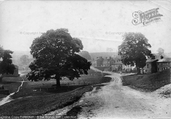 Photo of Bainbridge, The Green 1896