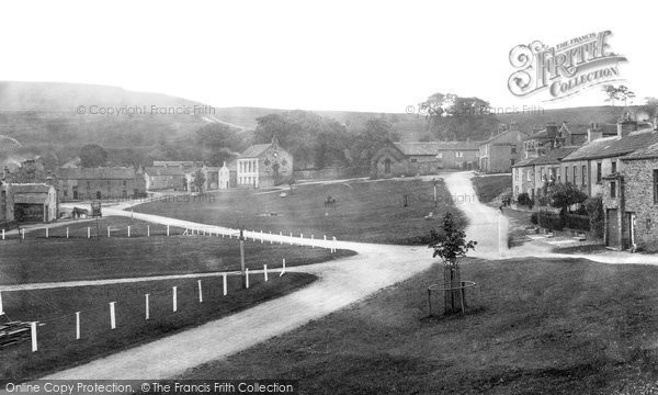 Photo of Bainbridge, The Green 1906