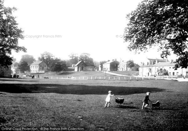 Photo of Bainbridge, The Green 1929