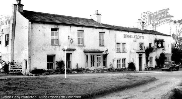 Photo of Bainbridge, The Rose And Crown c.1960