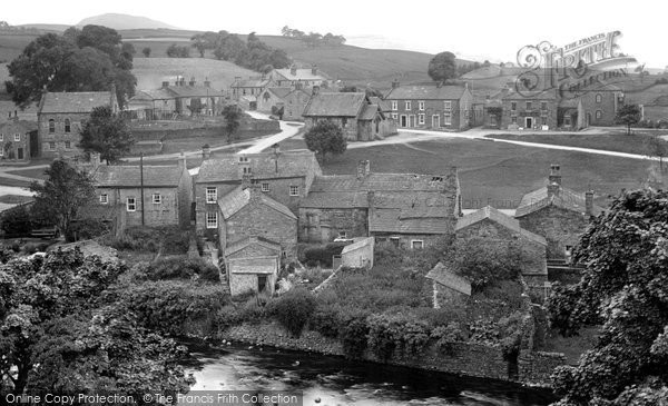 Photo of Bainbridge, The Village 1924