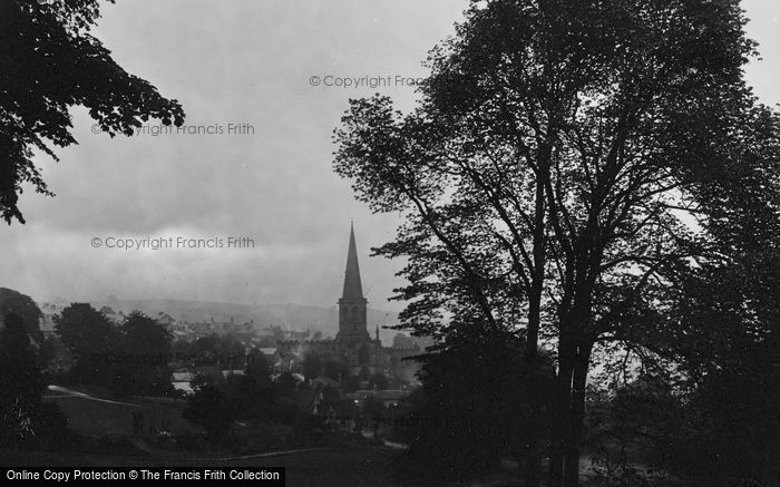 Photo of Bakewell, 1923