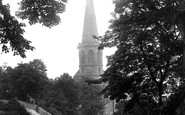 Bakewell, All Saints Church 1923