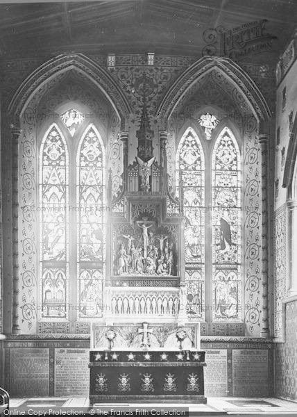 Photo of Bakewell, All Saints Church, Windows 1890