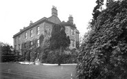 Bakewell, Bridge House 1923