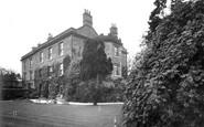 Bakewell, Bridge House 1923