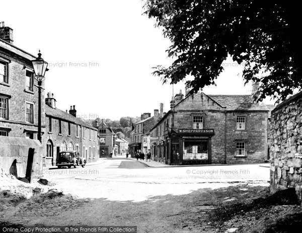 Photo of Bakewell, Bridge Street c.1955