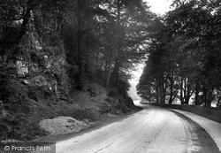 Bakewell, Buxton Road 1923
