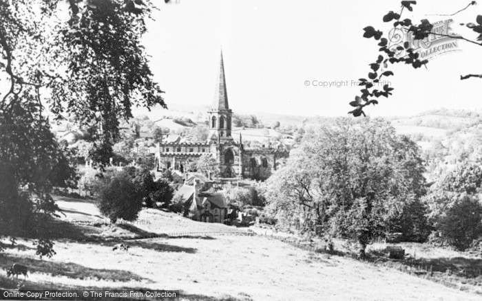 Photo of Bakewell, c.1955