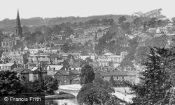 From Station Road 1914, Bakewell