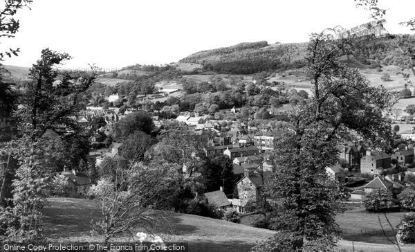 Photo of Bakewell, General View c.1955