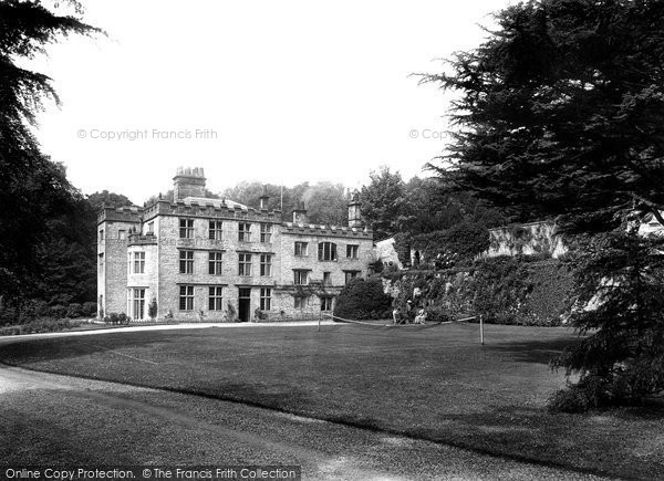 Photo of Bakewell, Holme Hall 1923