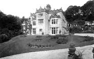 Bakewell, Holme Hall 1923
