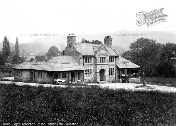 Photo of Bakewell, Memorial Hospital 1923