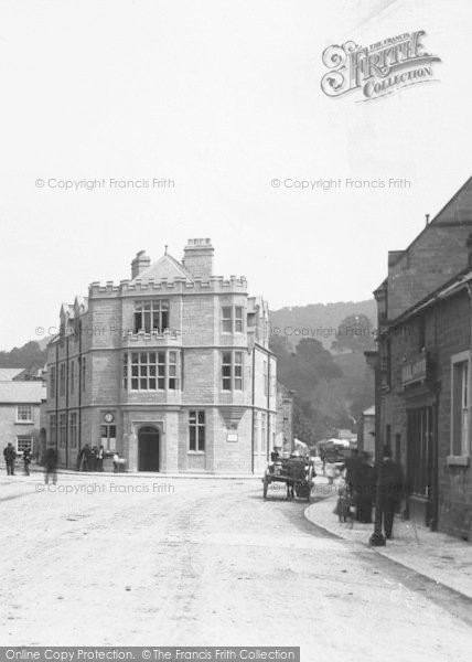 Photo of Bakewell, Post Office 1894