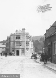 Bakewell, Post Office 1894