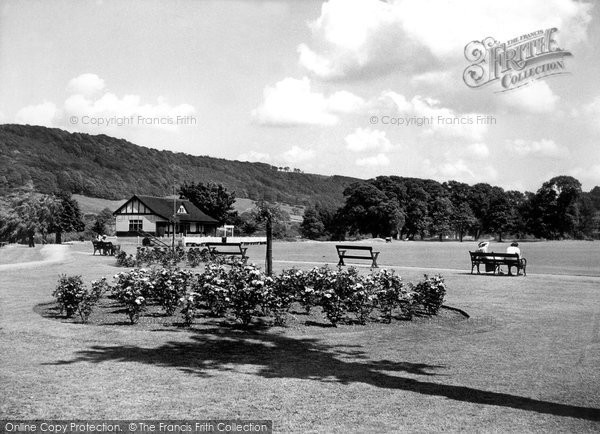 Photo of Bakewell, Recreation Ground c.1955