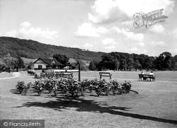 Bakewell, Recreation Ground c.1955