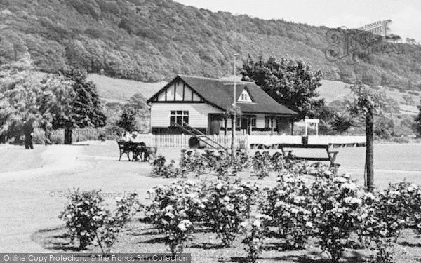 Photo of Bakewell, Recreation Ground Pavilion c.1955