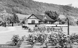 Bakewell, Recreation Ground Pavilion c.1955