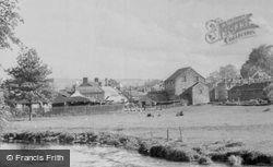 River Wye c.1955, Bakewell