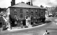 Bakewell, Rutland Arms Hotel c.1955