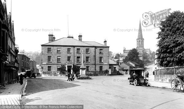 Photo of Bakewell, Rutland Hotel 1923
