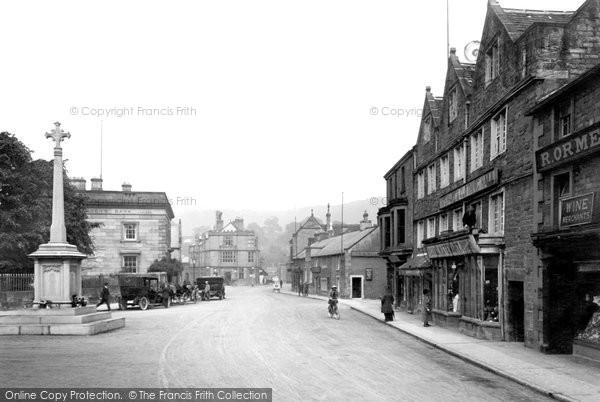 Photo of Bakewell, Rutland Square 1923