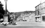 Bakewell, Rutland Square c1955