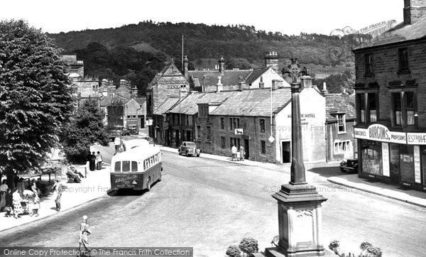 Photo of Bakewell, Rutland Square c.1955