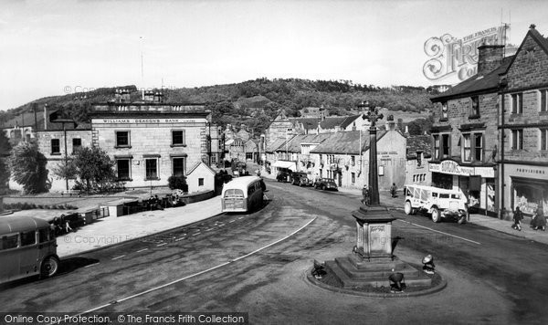 Photo of Bakewell, Rutland Square c.1955