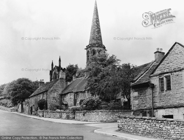 Photo of Bakewell, South Church Street c.1955