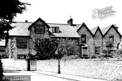 Bakewell, St Anselm's School c.1955