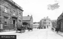 Bakewell, Street 1894
