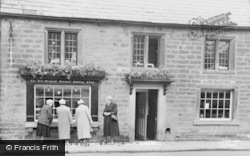 Bakewell, The Old Original Bakewell Pudding Shop c.1955