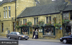The Old Original Pudding Shop 1998, Bakewell
