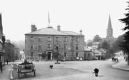 Bakewell, Rutland Square 1914