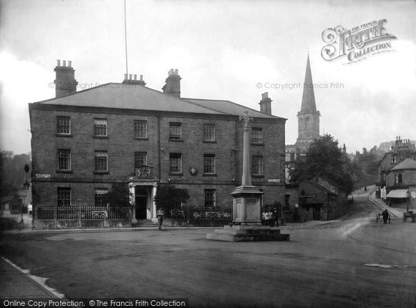 Photo of Bakewell, The Square 1923