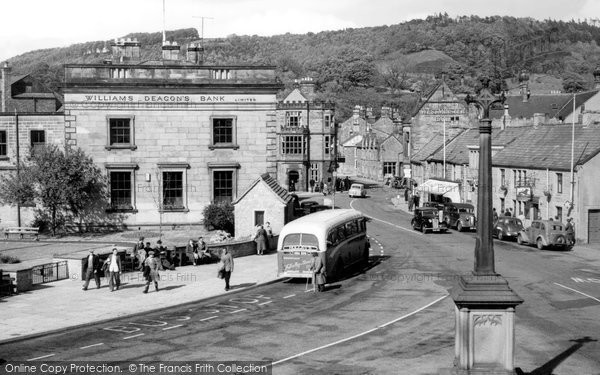 Photo of Bakewell, The Square 1956