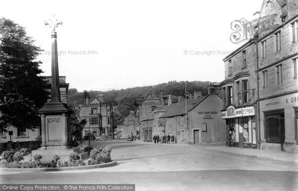 Photo of Bakewell, The Square c.1935