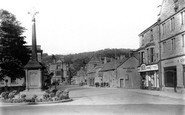 Bakewell, The Square c.1935