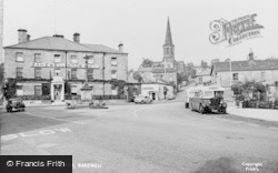 Bakewell, The Square c.1955