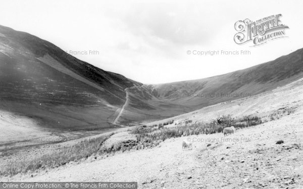 Photo of Bala, Aberhirnant Pass c.1965