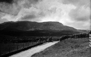 Bala, Bala To Ffestiniog Road 1940