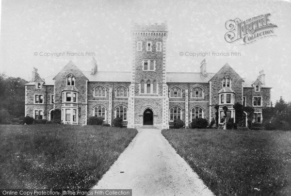 Photo of Bala, College 1896