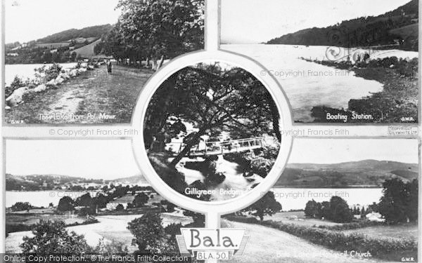Photo of Bala, Composite c.1935