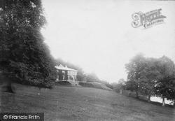 Bala, Glen-Y-Llyn 1888
