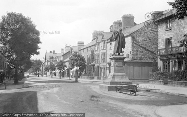 Photo of Bala, High Street 1908