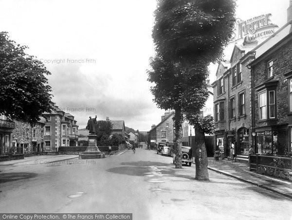 Photo of Bala, High Street 1936