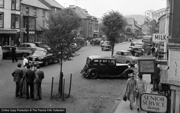 Photo of Bala, High Street 1957